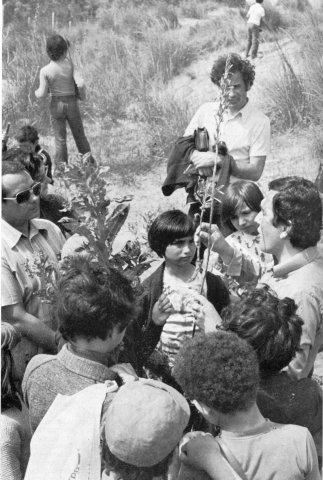 e settimane naturalistiche 1977 - lorenzo bonometto